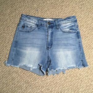 Kancan jean shorts 24x3